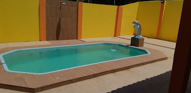 Aluga-se área de lazer com piscina - Foto 7