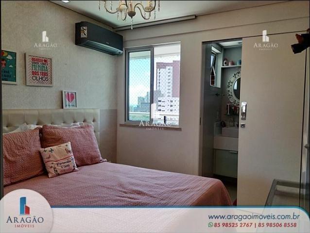 Apartamento à venda, 106 m² por r$ 850.000,00 - aldeota - fortaleza/ce - Foto 7