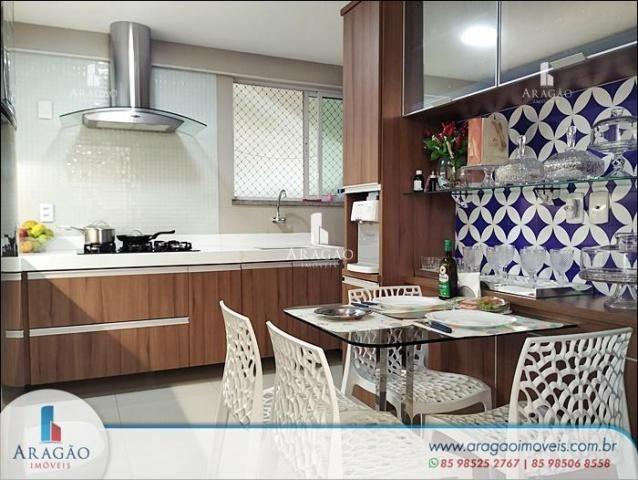 Apartamento à venda, 106 m² por r$ 850.000,00 - aldeota - fortaleza/ce - Foto 18