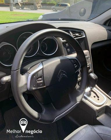 Citroën C4 Lounge Tendance Turbo THP 1.6 Flex Aut. Branco - Foto 8