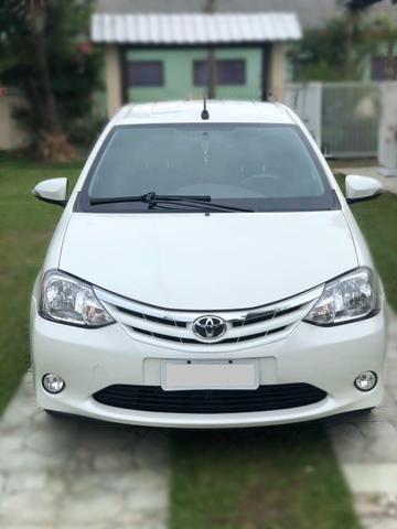 Toyota Etios Hb XLS 1.5 Automático - Foto 2