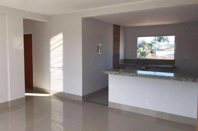 Apart 3 quartos, 93 m², Setor Sudoeste - Foto 2