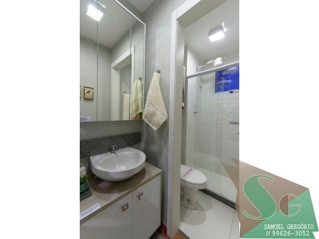 SAM - 34 - Vista da Reserva Condomínio clube - 2 quartos - Camará - Serra, ES - Foto 4