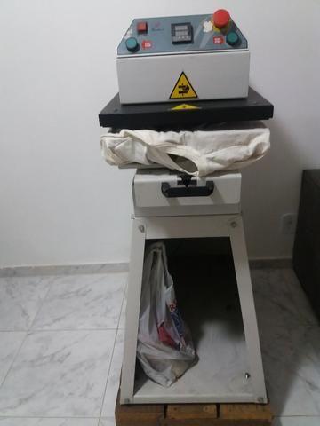 Prensa Térmica da Metalnox Pneumática - Foto 4