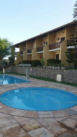 Casa p/ locação com 2 qtos. sendo ambas suítes, 100m² no Porto das Dunas - Foto 2
