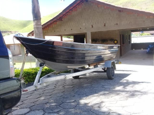 Barco de alumínio - Foto 2