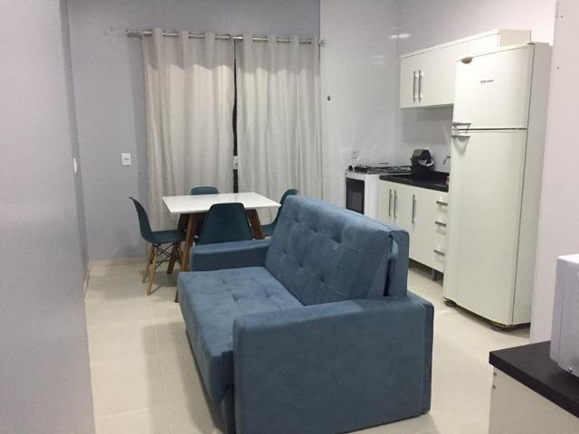 Casa Nova em Folha próxima à Praia do Trapiche em Penha-SC