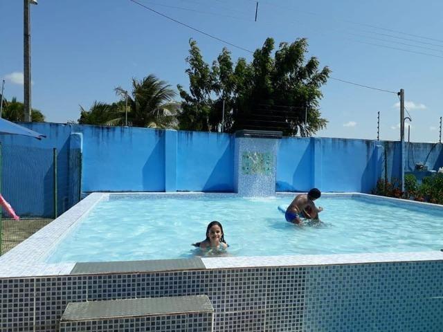 Restaurante/bar mobiliado + Balneário (piscinas) + Casa ampla (~15 cômodos) - Foto 5
