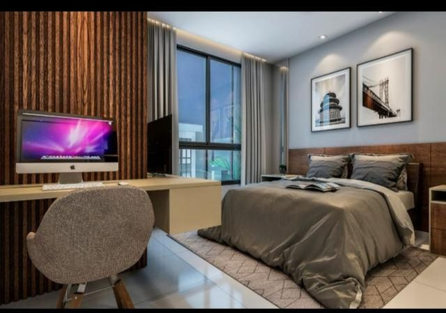 Harmony Duplex Alto Padrão 3/4 uma suite c Closet - HOME - Av. Artêmia Pires - Foto 13