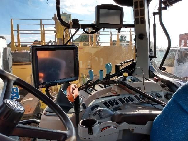 Trator New Holland Série T7 245 Ano 2015 - Foto 4