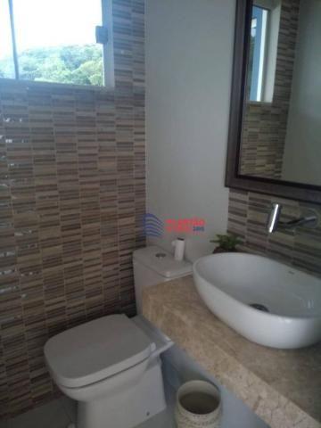 Linda casa linear com 4 quartos alto padrão no Viverde fase 2 - Foto 7