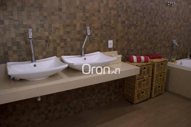 Sobrado com 4 dormitórios à venda, 364 m² por R$ 780.000,00 - Setor Jaó - Goiânia/GO - Foto 12