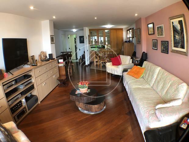 Apartamento à venda com 3 dormitórios em Jardim botânico, Rio de janeiro cod:763737 - Foto 4
