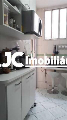 Apartamento à venda com 2 dormitórios em Tijuca, Rio de janeiro cod:MBAP23693 - Foto 18