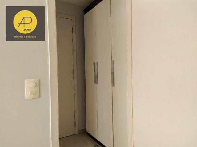 Apartamento com 1 dormitório para alugar, 46 m² - Centro Cívico - Mogi das Cruzes/SP - Foto 15