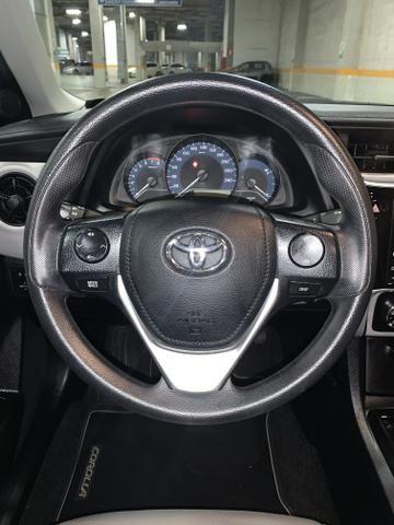 Toyota corolla gli 2018 automático c/ central multimídia impecável!!! - Foto 18