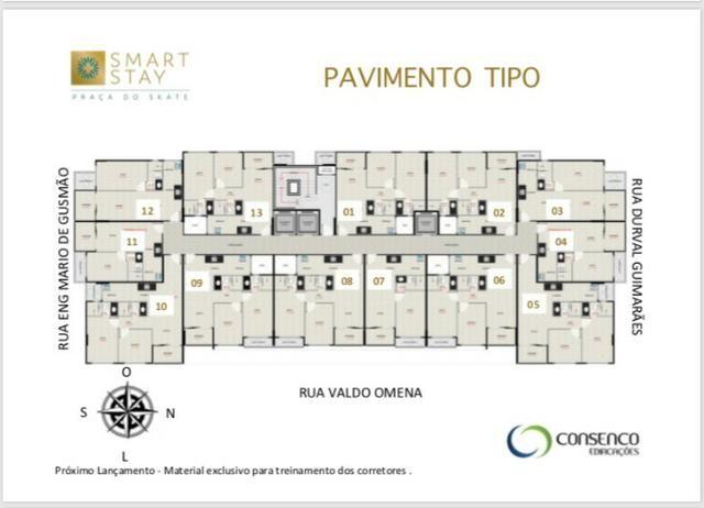 Smart Stay na Ponta Verde, Apartamentos Quarto/Sala em até 120 meses ! - Foto 7