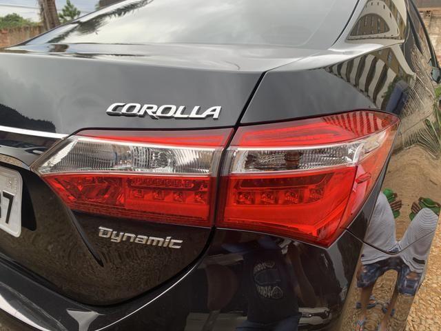 Vendo Corolla XEI Dynamic 2017 - Foto 7