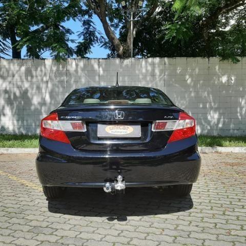 Civic Sedan LXS 1.8 1.8 Flex 16V Aut. 4p - Foto 5