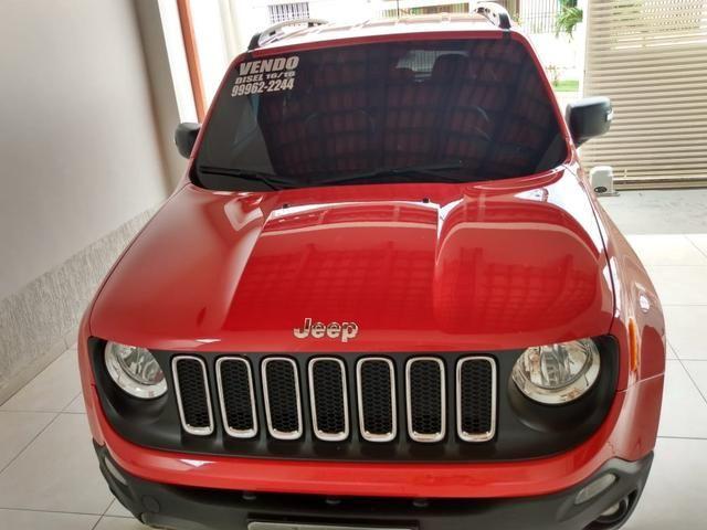 Renegade a diesel 4X4, automático 09 marchas - Foto 2