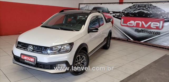 SAVEIRO 2018/2019 1.6 CROSS CD 16V FLEX 2P MANUAL