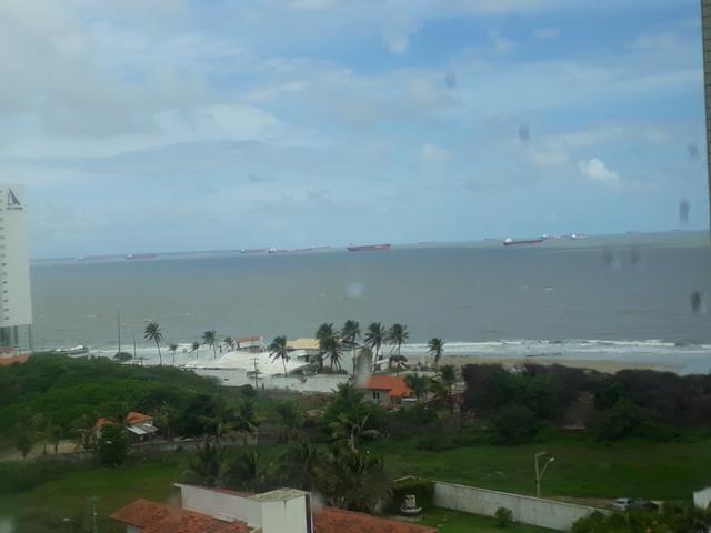 Flat com Vista Total para o Mar Andar Alto!! - Foto 13
