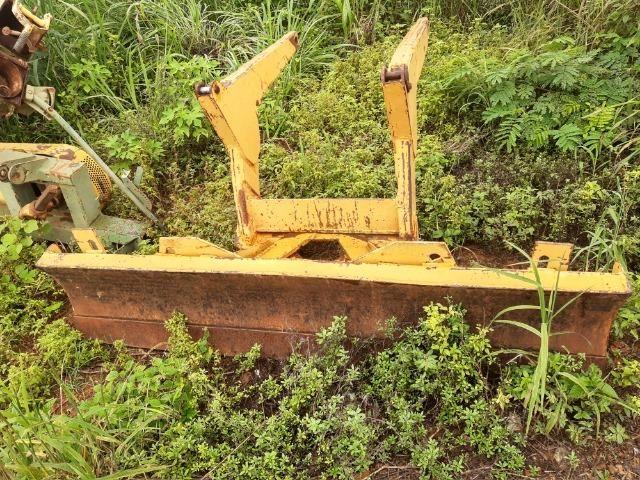 Lâmina dianteira 2,0 metros para trator Valmet 68 ou 78 - No estado - Foto 3