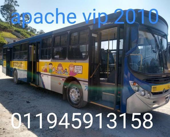 Caio apache vip 2010 e 2011 onibus urbano - Foto 2