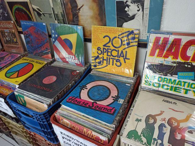 Discos de Vinil de Dance, Euro, Coletâneas e Pop Hits, temos vários  - Foto 2