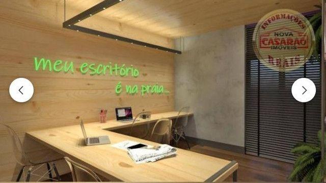 Apartamento com 2 dormitórios à venda, 83 m² R$ 442.000,00 -Canto do Forte, Praia Grande - Foto 8