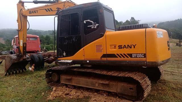 Escavadeira Sany - Foto 3