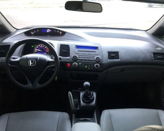 Honda Civic - 2007 1.8 lxs 16v gasolina 4p manual - Foto 12
