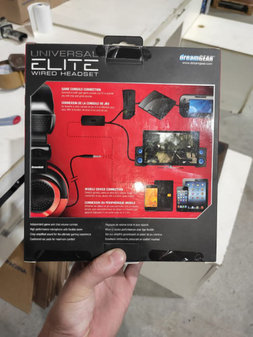 Headset  universal elite  - Foto 3