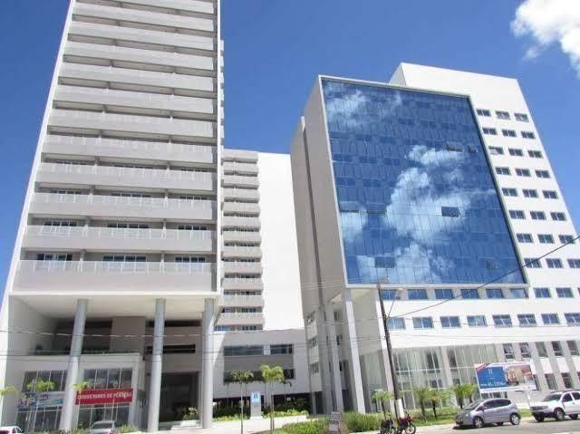 CÓD. 1045 - Alugue Sala Comercial com 54m² no Horizonte Jardins Offices