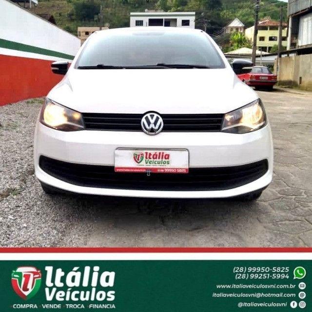 """VW Gol G6 1.0 """" Série Especial Seleção """" Flex 2014/15 - Foto 2"""