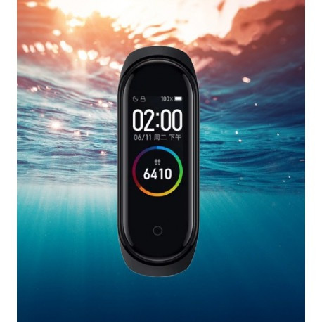 Xiaomi Mi Band 4 Pulseira Smart Prova Dagua Relógio Original Lacrada - Loja Natan Abreu - Foto 4