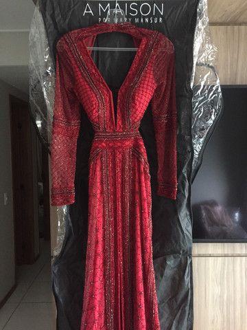 Vestidos Finos / MAISON 4 peças