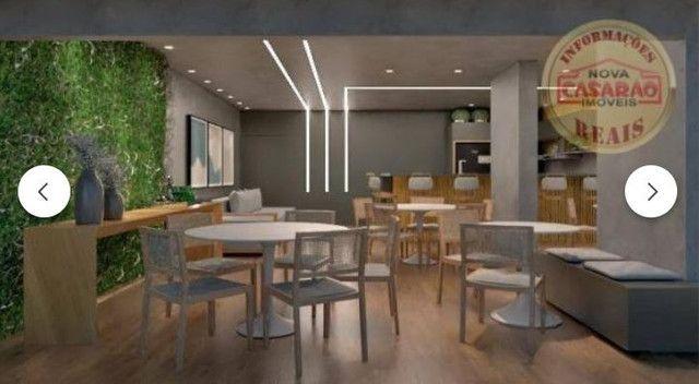 Apartamento com 2 dormitórios à venda, 83 m² R$ 442.000,00 -Canto do Forte, Praia Grande - Foto 7