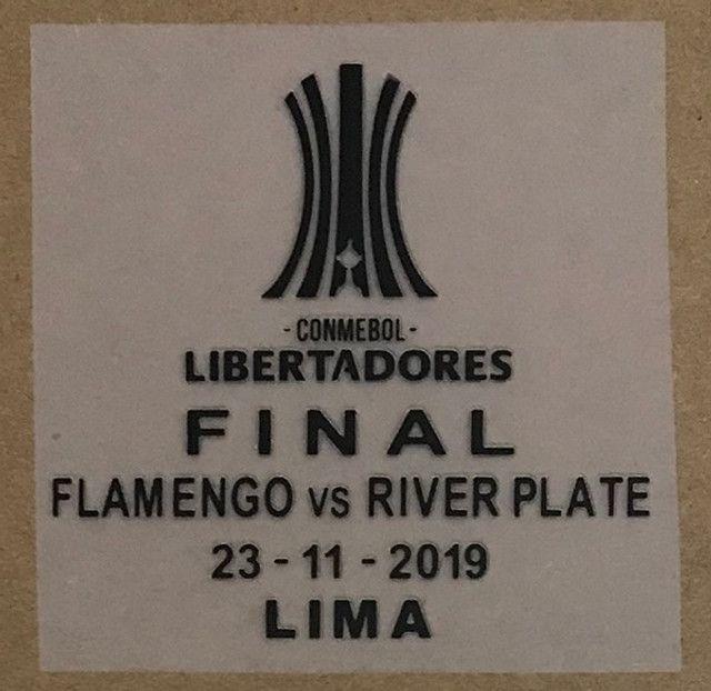 Kit Patch Final da Libertadores 2019  - Foto 3