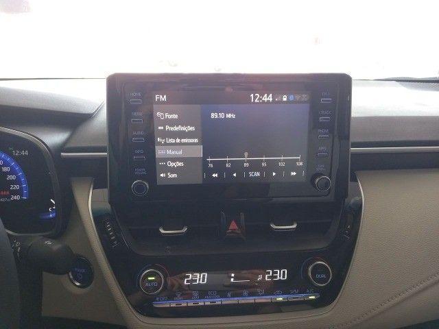 Corolla Altis Hybrid Premium AT 1.8 4P *blindado *blindagem udura eternity - Foto 6