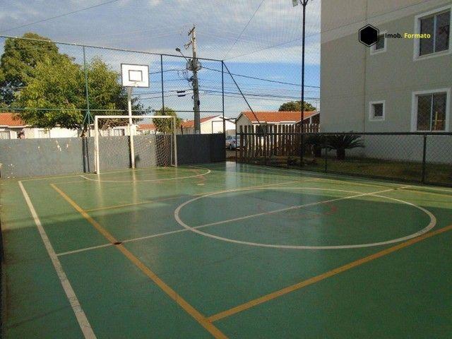 Apartamento com 2 dormitórios para alugar, 55 m² por R$ 1.100,00/mês - Rita Vieira - Campo - Foto 13