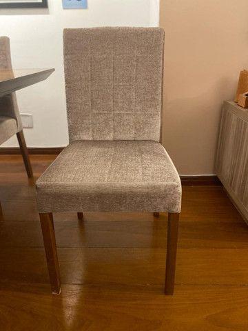 Mesa de jantar com 6 cadeiras - Foto 3