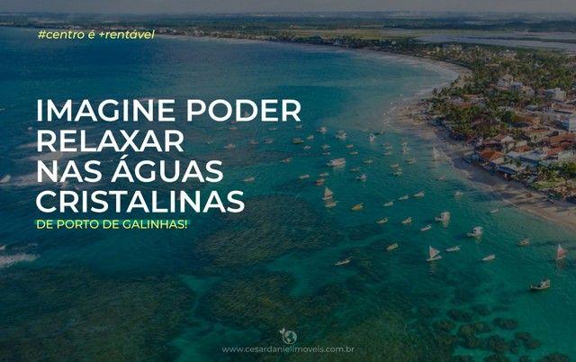 Flat com Piscina Privativa na Praia do Cupe a 100m do mar | 1 Quarto +32m² - Foto 13