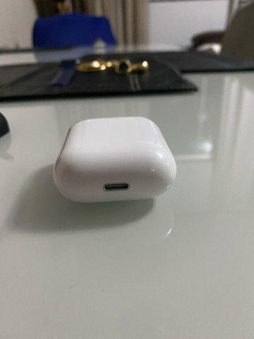 Estojo carregador de AirPod apple (só o estojo) - Foto 4