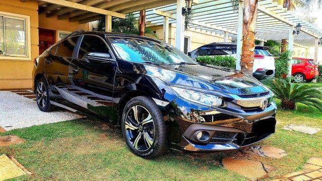 Honda New Civic EX troco por maior ou menor valor  - Foto 2