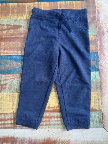 03 calças infantil - tamanho 03 anos - Foto 5