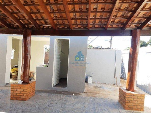 Casa com 2 dormitórios à venda, 75 m² por R$ 220.000,00 - Jardim Tarumã - Campo Grande/MS - Foto 16