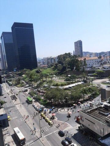Almte Barroso, andar alto, vista livre, iluminado, ventilado, melhor ponto do comercial do - Foto 20