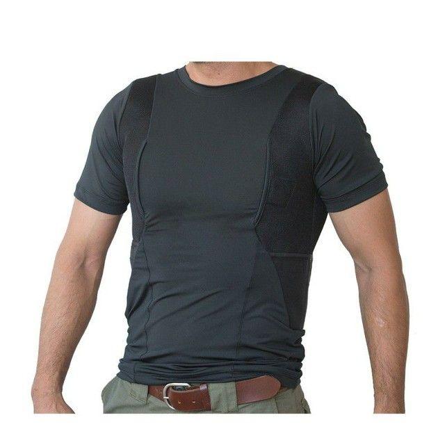 Camisa Tática Coldre Urban