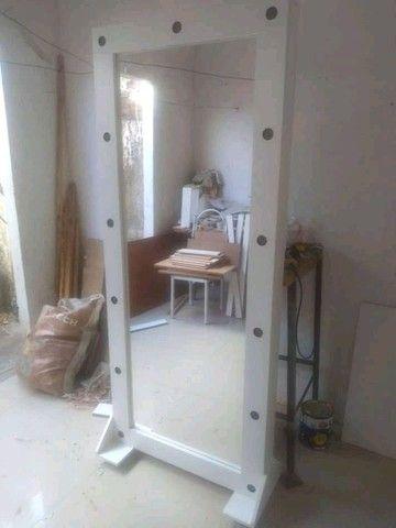 Espelho camarim com base removível - Foto 3